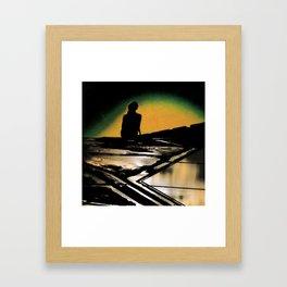 First Light Of A New Dawn Framed Art Print