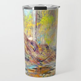 Dwight Williams Saint Gaudens Glen Travel Mug