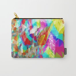 Clever Tiger Geometric 2 Carry-All Pouch