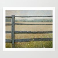 country Art Prints featuring Country by Pure Nature Photos