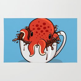 Served with Octopus Rug