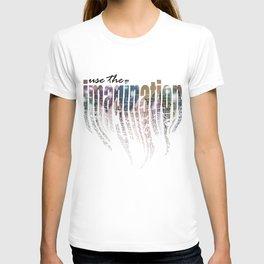 Use the Imagination T-shirt
