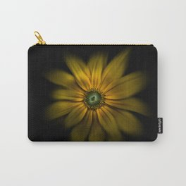Backyard Flowers 34 Color Flow Version Carry-All Pouch