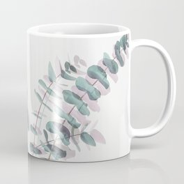 Eucalyptus Shadows II Coffee Mug