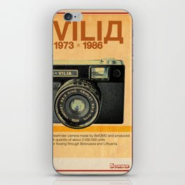 Vilia iPhone Skin