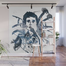 Ian Curtis - Dance Wall Mural