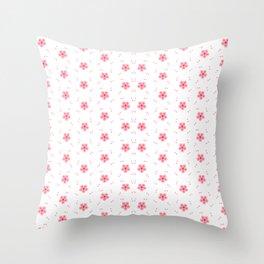 Modern Star Pattern Art Prints Throw Pillow
