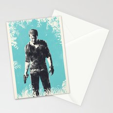 A Thief's End Stationery Cards
