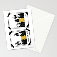 POLLO CON PAPAS Stationery Cards
