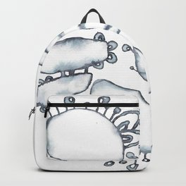 Microscopic life Backpack