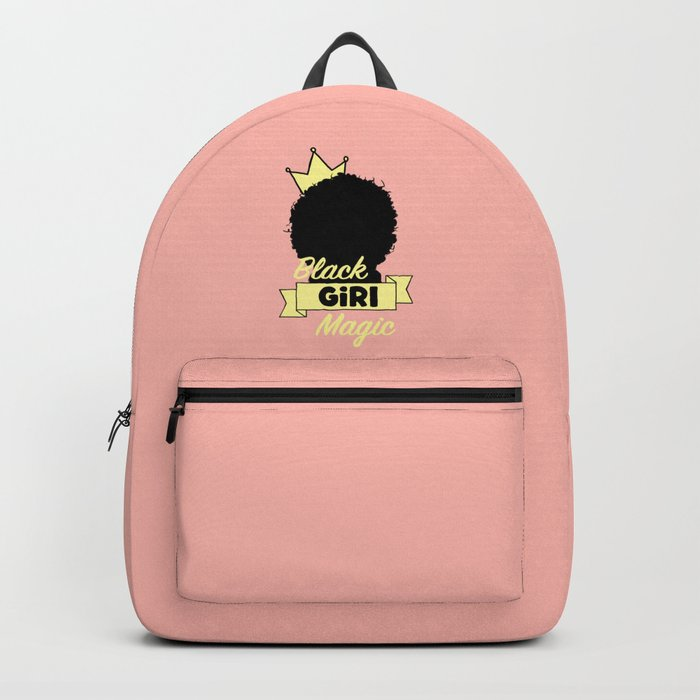 e619632d7b Black Girl Magic Backpack by thebookcollective