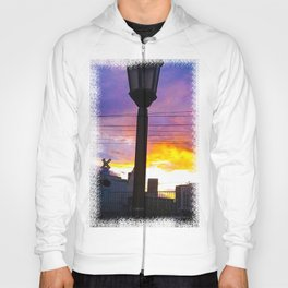 Sunset at Union Station - LA Baby - Jeronimo Rubio Photography 2016 (all over) Hoody