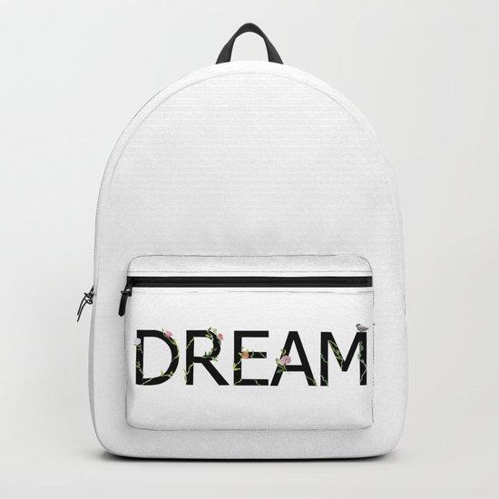 DREAM in bloom Backpack