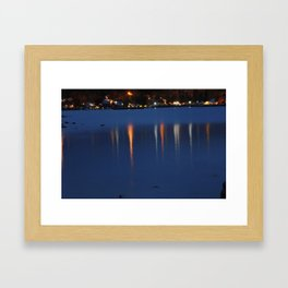 Door County  Framed Art Print