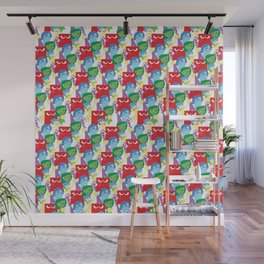 Inside Out - All Over Print Wall Mural