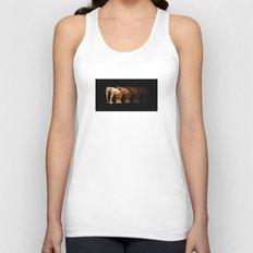 Elephants Unisex Tank Top