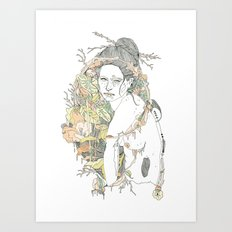 astrid Art Print
