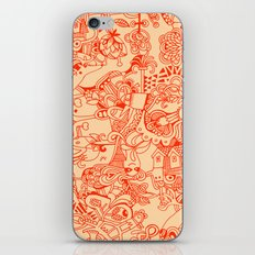 repeat iPhone & iPod Skin