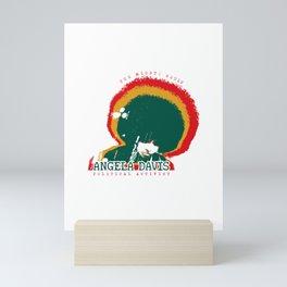 Angela Davis Mini Art Print
