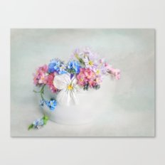 simply spring N°4 Canvas Print