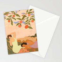 Midday Nap Stationery Cards