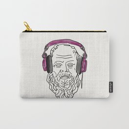 Listen to the master Carry-All Pouch