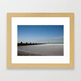 Sheringham I Framed Art Print