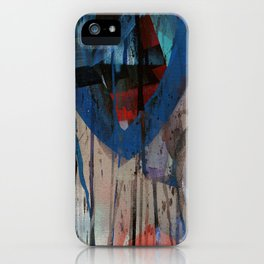 raven arrhythmias iPhone Case