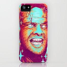 Shining iPhone Case