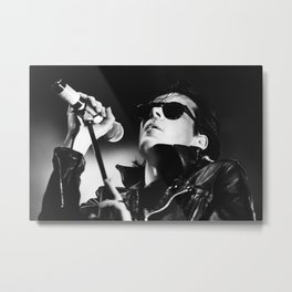 The Sisters Of Mercy - Andrew Eldritch Metal Print
