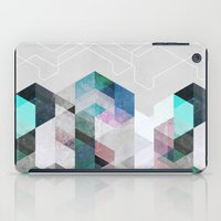 nordic iPad Cases featuring Nordic Combination 23 by Mareike Böhmer