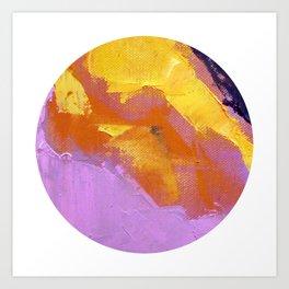 Occulus 3 Art Print