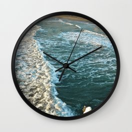 Santa Monica Pier 1 Wall Clock