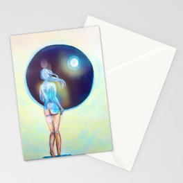 Light Activation Stationery Cards