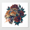 Ornate Leopard (Color Version) by bioworkz