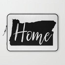 Oregon-Home Laptop Sleeve