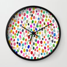 fava 6 Wall Clock