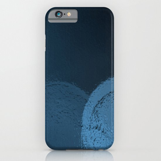Dark Night Blues iPhone & iPod Case