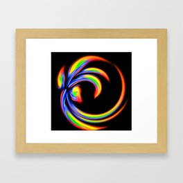 Abstract Perfection 27 Framed Art Print
