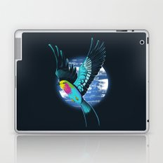 Lilac-Breasted Roller Laptop & iPad Skin