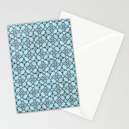 Seamless tile pattern Stationery Cards