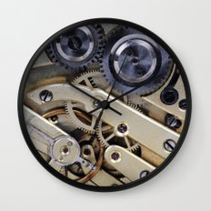 Clockwork mechanism  Wall Clock