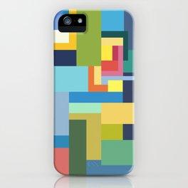 Color Cubes iPhone Case