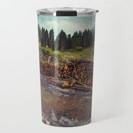 Logs Travel Mug