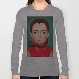Extraterrestrial Pixie Long Sleeve T-shirt