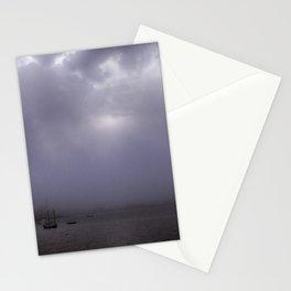 Foggy June Night II - Marblehead, MA 2019 Stationery Cards