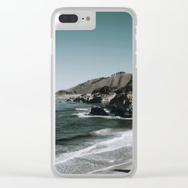 Big Sur II / California Clear iPhone Case