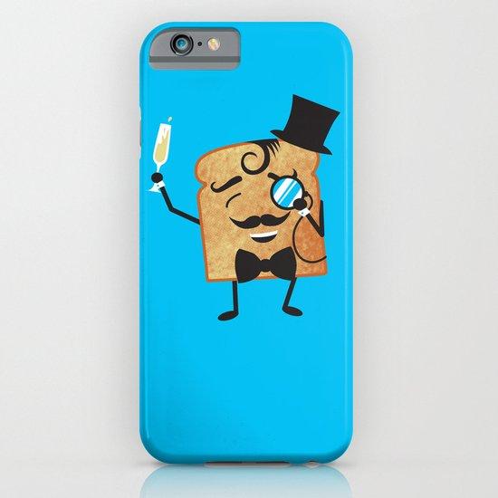 Sir Toast Makes a Toast iPhone & iPod Case