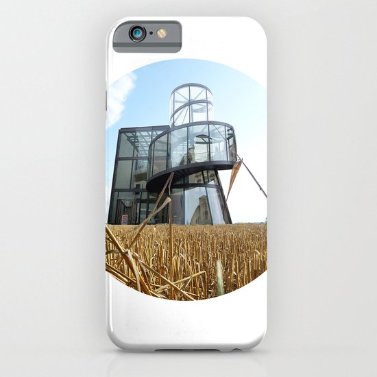 Surreal CityLand Collage 6 iPhone & iPod Case