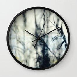 Slim Shady Wall Clock